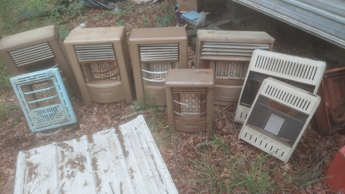 Heaters for sale package deal